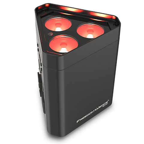projecteur sur batterie Chauvet DJ Freedom Wedge Quad