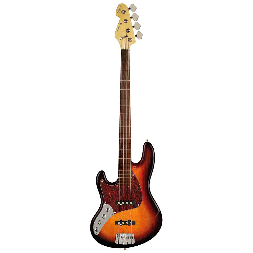 Ebaesse - Sandberg California TT4 PF 3TS E Bass Lefthand - Onlineshop Musik Produktiv