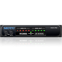MOTU Micro Lite « MIDI-interface