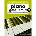 Libro de partituras Bosworth Piano gefällt mir! 9 (Spiralbindung)