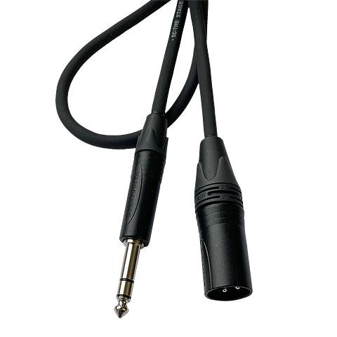 Cable de audio AudioTeknik GSM 1,5 m black