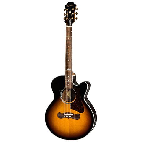 Guitarra acústica Epiphone EJ-200SCE Coupe