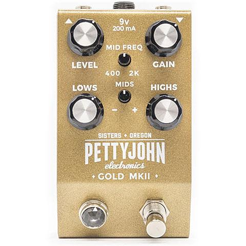 Guitar Effect Pettyjohn Electronics Gold MK II