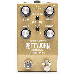 Pettyjohn Electronics Gold MK II « Guitar Effect