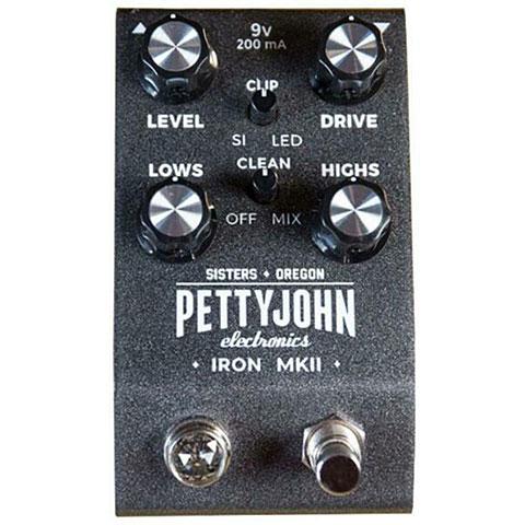 Effectpedaal Gitaar Pettyjohn Electronics Iron MK II
