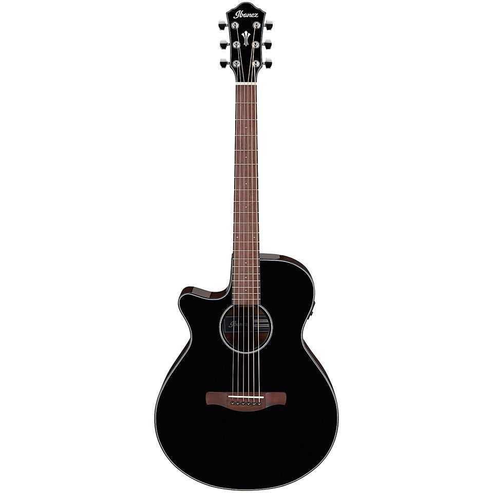 Westerngitarren - Ibanez AEG50L BKH Westerngitarre Lefthand - Onlineshop Musik Produktiv