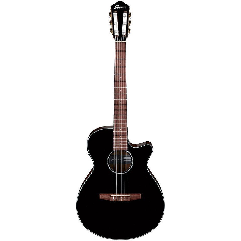 Konzertgitarren - Ibanez AEG50N BKH Konzertgitarre - Onlineshop Musik Produktiv