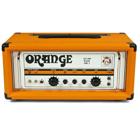 Topteil E-Bass Orange AD200B Bass MK3