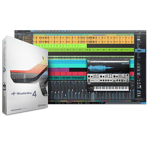 DAW-Software Presonus Studio One V4 PRO UPG