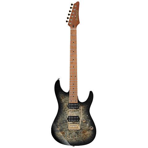 Ibanez Premium AZ242PBG-CKB « Guitare électrique