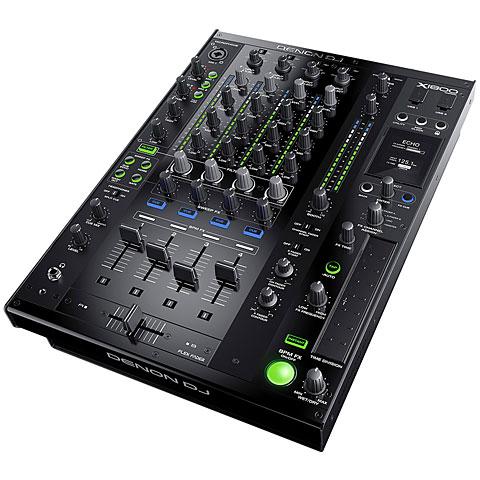 Mesa de mezclas DJ Denon DJ X1800 Prime