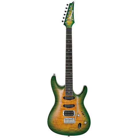 Ibanez SA460QMW-TQB « Electric Guitar