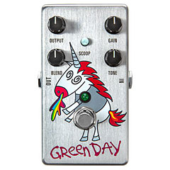 MXR DD25 Dookie Drive V3 « Effets pour guitare électrique
