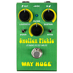 Way Huge Smalls Swollen Pickle MkIII WM41 « Effectpedaal Gitaar