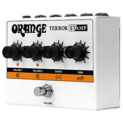 Orange Terror Stamp « Tête ampli guitare