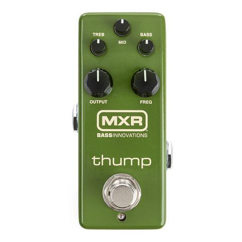 Effektgerät E-Bass MXR M281 Thump Bass Preamp