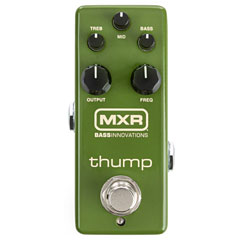 MXR M281 Thump Bass Preamp « Effectpedaal Bas