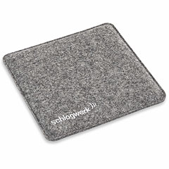 Schlagwerk Natural felt Pad Nature Grey « Cajon Add-on