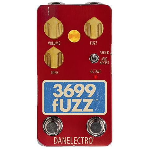 Pedal guitarra eléctrica Danelectro The 3699 Fuzz