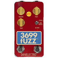 Danelectro The 3699 Fuzz « Guitar Effect