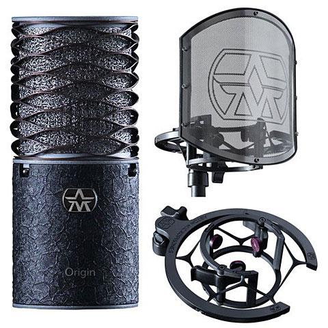 Sets microphone Aston Origin Black Bundle - Limited Edition