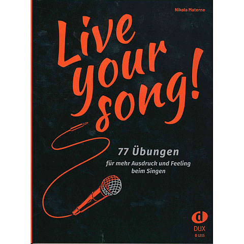 Lehrbuch Dux Live your Song