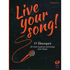 Dux Live your Song « Manuel pédagogique