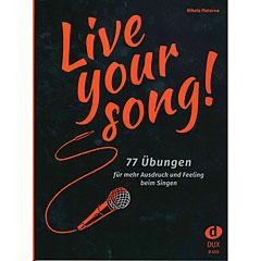 Dux Live your Song « Leerboek