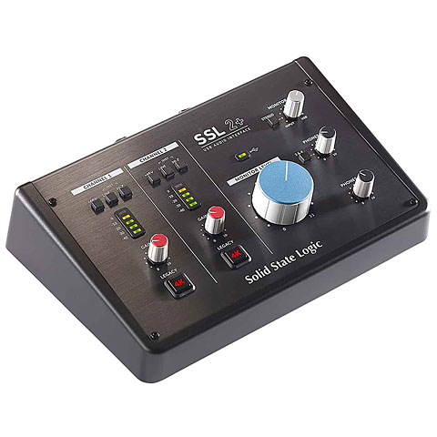 Interface de audio SSL 2+ Interface