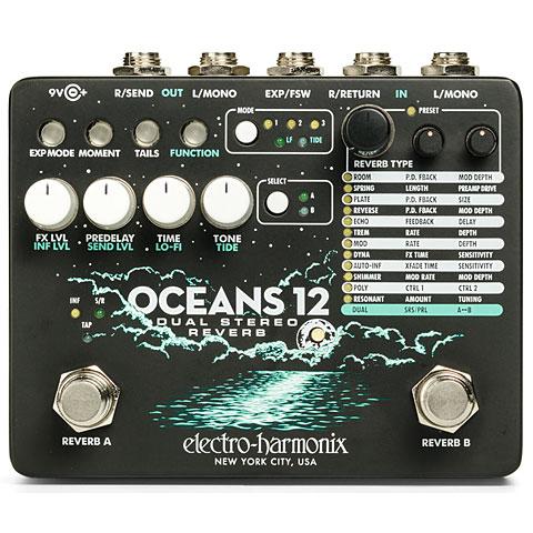 Guitar Effect Electro Harmonix Oceans 12