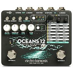 Electro Harmonix Oceans 12 « Effets pour guitare électrique