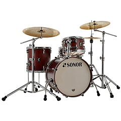 "Sonor ProLite 20"" Nussbaum 3 Pcs. Shell Set With Mount « Schlagzeug"