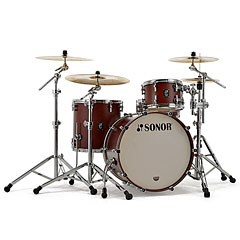 "Sonor ProLite 22"" Nussbaum 3 Pcs. Shell Set « Batería"
