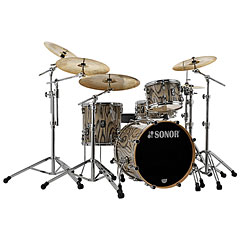 "Sonor ProLite 20"" Snow Tiger 3 Pcs. Shell Set « Schlagzeug"