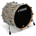 "Schlagzeug Sonor ProLite 22"" Snow Tiger 3 Pcs. Shell Set"