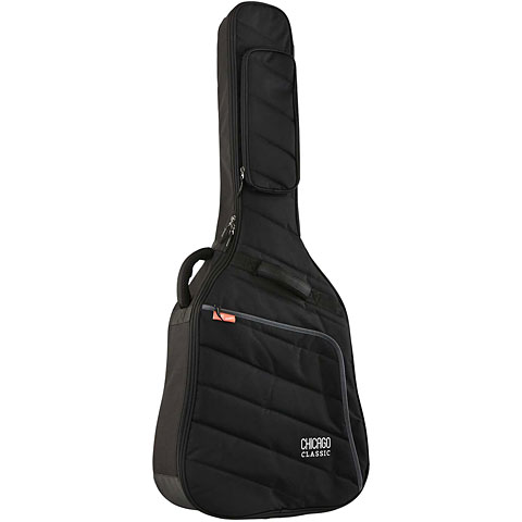 Housse guitare acoustique Chicago Classic Premium Westerngitarre Jumbo