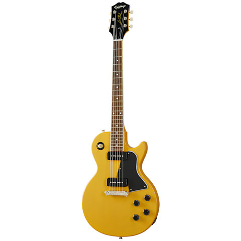 Epiphone Les Paul Special TV Yellow « Electric Guitar