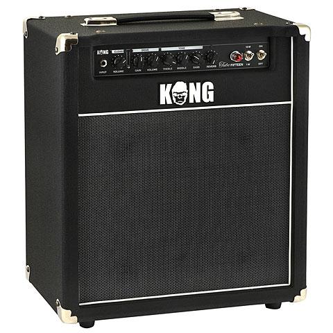 E-Gitarrenverstärker Kong TubeFifteen