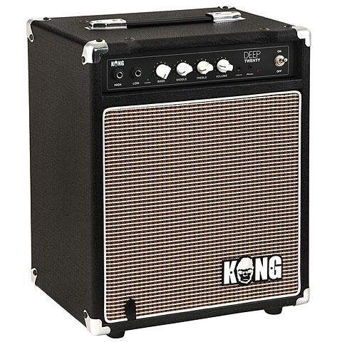 E-Bass-Verstärker Kong DeepTwenty