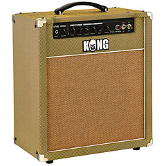 Kong TubeFifteen Tweed « Ampli guitare, combo