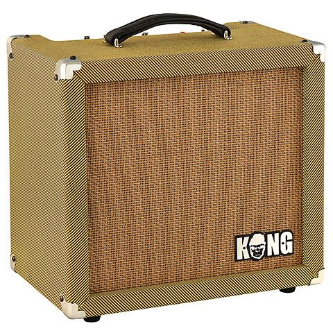 Amplificador guitarra eléctrica Kong TubeFive Tweed