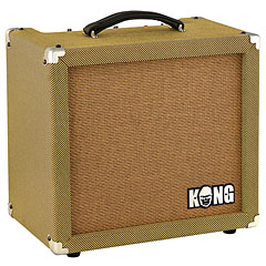 Kong TubeFive Tweed « Ampli guitare, combo