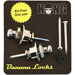 Kong Banana Locks Chrom « Endpin