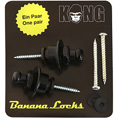 Kong Banana Locks Black « Endpin