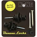 attaches sangles Kong Banana Locks Black