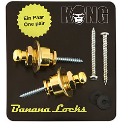 Kong Banana Locks Gold
