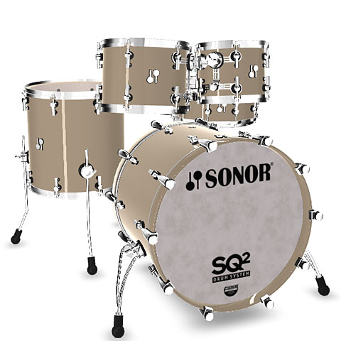 Batería Sonor SQ2 1016381-2 Shell Pack with Snare 5 Pcs.
