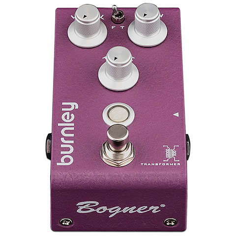 Guitar Effect Bogner Burnley V2