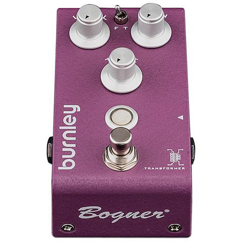 Pedal guitarra eléctrica Bogner Burnley V2