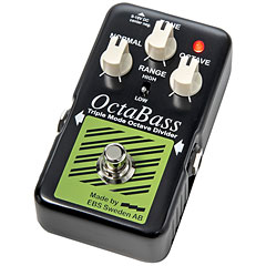 EBS OctaBass Blue Label « Bass Guitar Effect